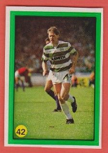 Glasgow Celtic Roy Aitken Scotland